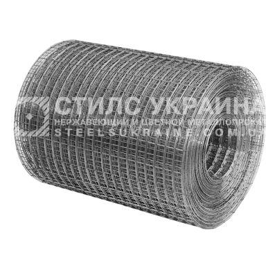 Сетка нержавеющая 12Х18Н10Т 2,0-0,4 мм нержавейка купить