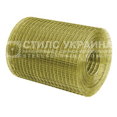 Сетка латунная тканная 1,0-0,5 мм Л80 купить цена латунь