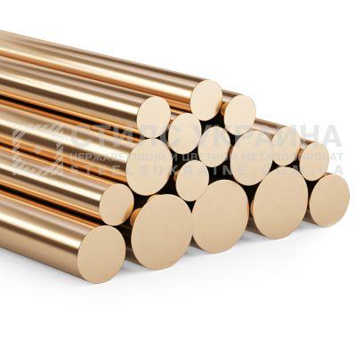 Круг бронзовый Ф 30 мм ОЦС 555 купить цена бронза