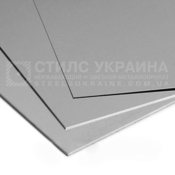 Лист нержавеющий жаропрочный 16 мм AISI 309S (20Х23Н13) нержавейка